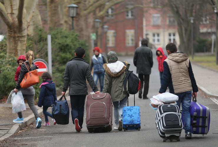 Flüchtlinge - Sozialleistungen und Hartz 4