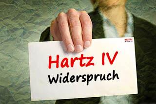 Hartz 4 Widerspruch